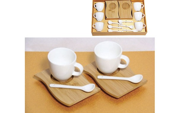 Set de Cafe 6 piezas